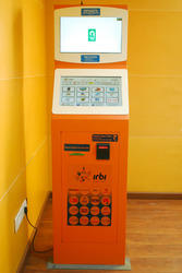 Mobile Recharge Kiosk