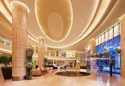 Interiors of Hotel Marriott Courtyard