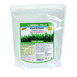 Wheat Grass Supplements