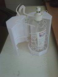 Acrylic Bottle Holder