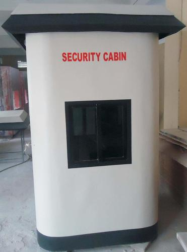Frp Security Cabins Security Cabin Manufacturer From Vapi