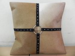 IRC Leather Cushion Cover