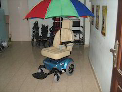 Customized Deluxe Wheelchair