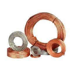 copper wire braided stripes