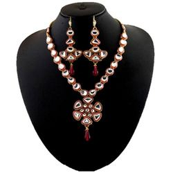 Fashion Jewelry Necklace Set