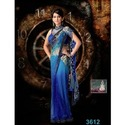 Designer Cut Work Sarees