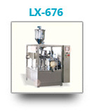 Horizontal Rotary Pick, Fill & Seal Pouch Packing Machine
