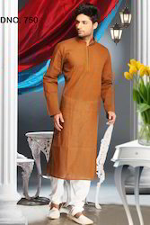 Designer Churidar Kurta with Free Stole