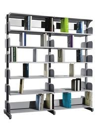 library steel furniture