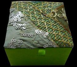 Zari Handicraft Box