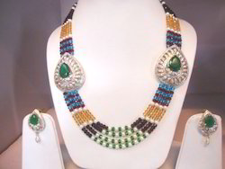 Side pendant set side pendant necklace 100 export oriented unit side pendant necklace mozeypictures Choice Image