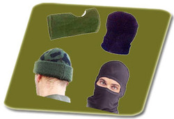 woolen monkey cap