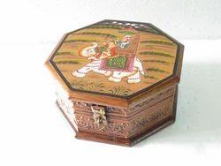 Wooden Emboss Box