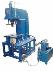 C-Type Hydraulic Press -10 Ton Capacity