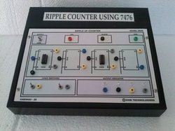 Ripple Up Counter