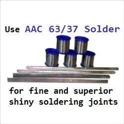 AAC 63/37 Solder Wires
