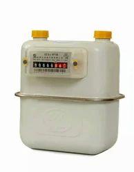 Domestic Gas Flow Meters