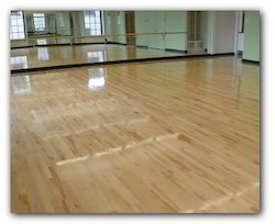 Sports Hall Flooring Click To Zoom