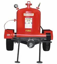 Lifeguard Trailer Mounted Fire Extinguisher
