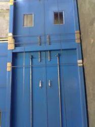 Long Double Door