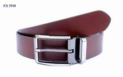 Reddish Leather Belts