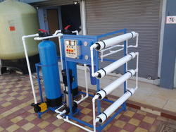 Compact Reverse Osmosis Water Filter