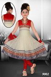 Girls Indian Anarkali