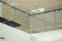 Glass Balcony for Hotels
