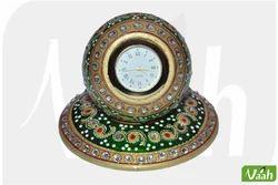 Vaah Marble Table Watch