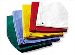 canvas tarpaulin fabrics