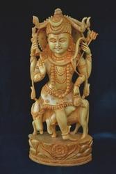 Sandalwood Shiva
