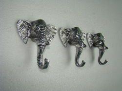 Elephant Coat Hooks