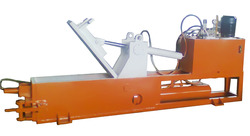 Scrap Baling Machine-Manual Front Ejection