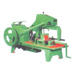 Tension Hacksaw Cutting Machine