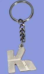 Metal Keyrings