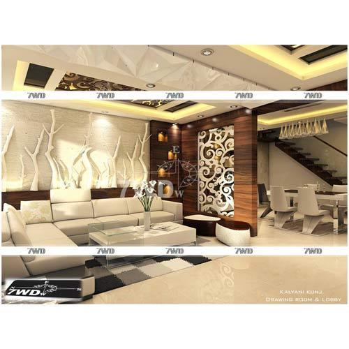 Drawing Room Designing Service Provider From New Delhi
