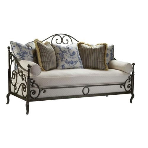 Wrought iron sofa set wrought iron sofa set shree for Balkon sofa