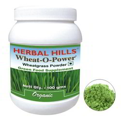 Wheat-O-Powder -Wheatgrass Powder