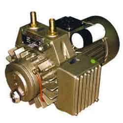 High Vacuum Pumps