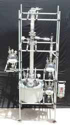 fractional distillation unit on glr
