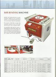 Bar Bending Machine Jaymac