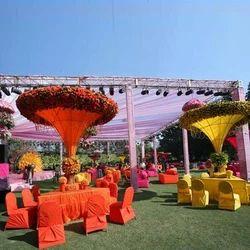 Modern Outdoor Wedding Decorations