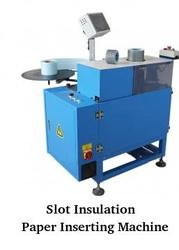 Slot Insulation Paper Inserting Machine