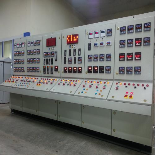 Industrial Automation Electrical Control Panels