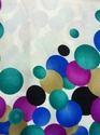 Azo Free Printed Chiffon Fabric