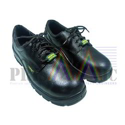 PU  Derby Leather Safety Shoes