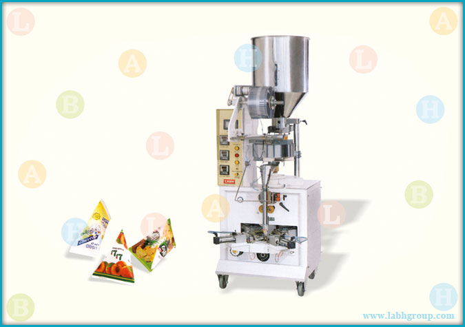 Automatic Triangle Sachet Packaging Machine