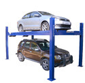 Four Post Hydraulic Car Parking Lift