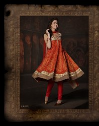 Readymade Suit Designer Anarkali