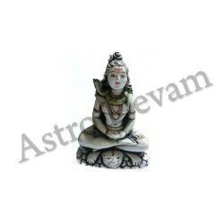Shankar in Meditation Pose